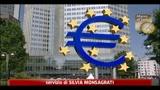 Trichet: la Banca Centrale Europea sta comprando titoli di Stato
