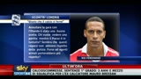 09/08/2011 - Scontri Londra, Rio Ferdinand: giusto che il calcio si fermi