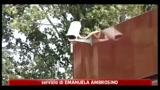 09/08/2011 - Benzinaio ucciso vicino Roma, telecamere riprendono la rapina