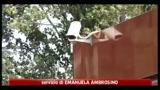 Benzinaio ucciso vicino Roma, telecamere riprendono la rapina