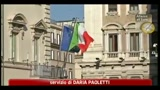 10/08/2011 - Crisi, Berlusconi: decido io, no a patrimoniale