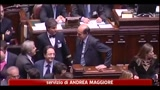 10/08/2011 - Crisi, Casini, restiamo all'opposizione del governo Berlusconi