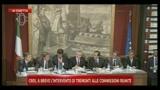 1 - Tremonti: debito pubblico straordinario, cambiare costituzione