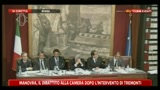 11/08/2011 - Rutelli alle commissioni riunite