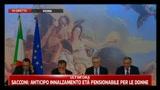 6 - Manovra, conferenza stampa 13 Agosto: le domande dei giornalisti