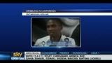 14/08/2011 - Eto'o, dribbling in conferenza