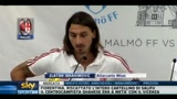 15/08/2011 - Ibrahimovic: calciomercato non  finito