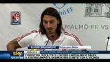 15/08/2011 - Ibrahimovic: calciomercato non è finito