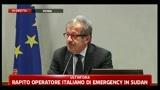 6 - Conferenza sicurezza, Maroni: per immigrazione Europa non ha contribuito