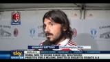 15/08/2011 - Gattuso parla di Cassano e mercato