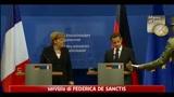 Vertice Franco-Tedesco, gli Eurobond non sono in agenda
