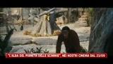 L'alba del pianeta delle scimmie, nei nostri cinema dal 23-09