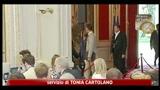 17/08/2011 - Crisi, Sarkozy-Merkel: ipotesi tassa su transazioni finanziarie