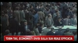 17/08/2011 - Tobin Tax, economisti divisi sulla sua reale efficacia