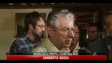 18/08/2011 - Bossi, ho chiamato Brunetta per chiedergli scusa