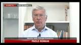Romani a SkyTG24: nel 2013 avremo pareggio di bilancio