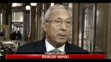 Manovra, intervento di Osvaldo Napoli