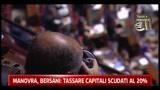 Manovra, PD: su tassa capitali scudati pretesti ipocriti