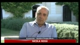 20/08/2011 - Manovra, Rossi a Sky TG24: vendere beni per abbattere debito