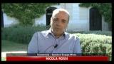 Manovra, Rossi a Sky TG24: vendere beni per abbattere debito