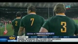 21/08/2011 - Rugby, il Sud Africa batte gli All Blacks