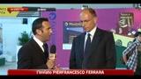 Enrico Letta a Tg24: martedì la contromanovra, paese deve uscire da crisi