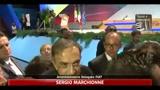 Marchionne, Presidente Napolitano faro dell' Italia