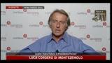 Montezemolo a Sky TG24: è fondamentale tagliare pensioni