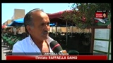 22/08/2011 - Lampedusa, sillievo e speranza per la possibile caduta Gheddafi