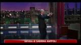 23/08/2011 - David Letterman usa l' ironia per difendersi dalla fatwa