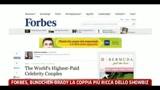 Forbes, Bundchen-Brady la coppia più ricca dello showbiz