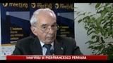 23/08/2011 - Amato: Eurobond ma solo con la Germania