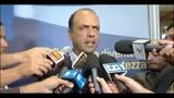 Alfano: la Manovra verrà approvata nei saldi previsti dal Decreto