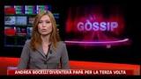 Andrea Bocelli diventerà papà per la terza volta