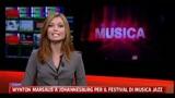 Wynton Marsalis a Johannesburg per il festival di musica jazz