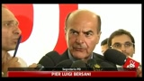 24/08/2011 - Bersani: autunno difficile, al via tavolo con parti sociali