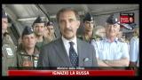 Libia, La Russa: proseguiranno missioni di difesa aerea