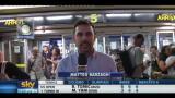 30/08/2011 - L'arrivo di Diego Forlan a Milano