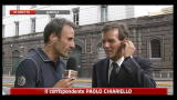 Estorsione a Berlusconi, concluso l'interrogatorio di Tarantini