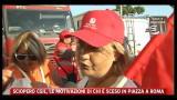 Sciopero CGIL, le motivazioni di chi è sceso in piazza a Roma