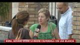 Roma, giovane uccide la madre con una bilancia