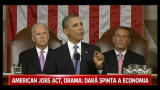 09/09/2011 - American Jobs Act, Obama: darà una spinta all'economia