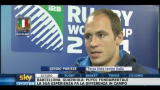 Rugby, intervista a Sergio Parisse