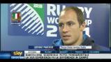 Rugby, intervista a Sergio Parisse