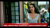 Amy Winehouse,sulle note di «Body and Soul» con Tony Bennett