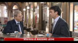 Un caff con...Paolo Gentiloni