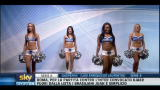 Dallas Mavericks Dancers ospiti a Sky Sport24