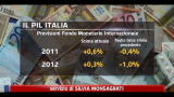 FMI: Italia non centrer pareggio di bilancio nel 2013