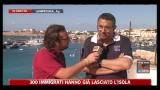 22/09/2011 - Emergenza immigrati Lampedusa, sindaco De Rubeis