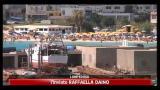 22/09/2011 - Lampedusa, torna la calma dopo 2 giorni di caos